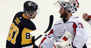 """Cook and Poni: Jay Caufield: """"I Thought We Would See More Out Of The Penguins"""""""