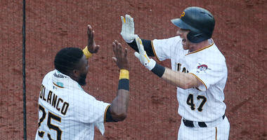 Bucs Go For 5 Game Sweep Over Brewers