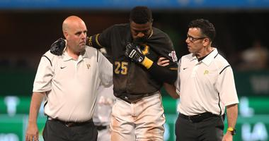 Pirates Outfielder Gregory Polanco