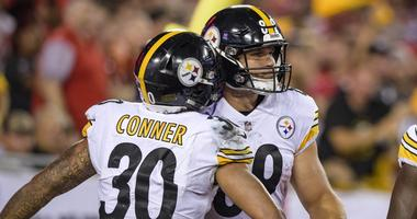LISTEN: Steelers Players React After First Victory Of 2018