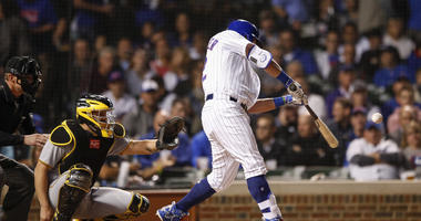 Cubs beat Pirates 3-0, Open 1-Game NL Central lead