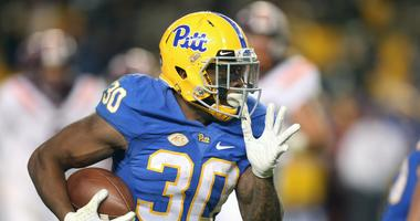 Pitt's Ollison And Morrissey Earn ACC Player Of The Week Honors