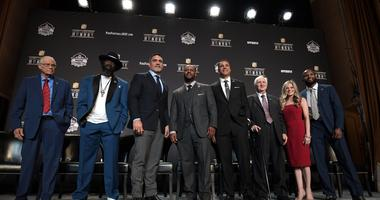The Pro Football Hall of Fame Class of 2019 inductees