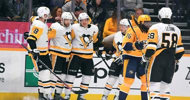 Grove: Internal Competition A Great Thing For Penguins