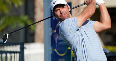 Casey Shares Halfway Lead In Title Defense At Innisbrook