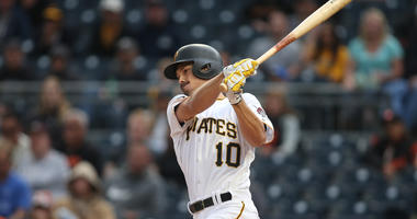 Reynolds Excited for First Opportunity in the Majors