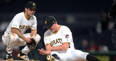 Pirates Nick Burdi Placed On 10-Day IL; Brault Returns After One Day In Minors