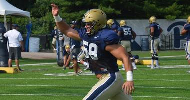 Pitt Players Ready for Rivalry