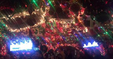 Christmas-themed Bar