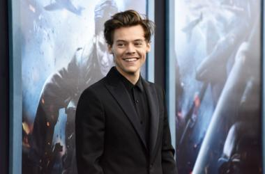"Singer-Actor Harry Styles attends the ""DUNKIRK"" US Premiere at the AMC Loews Lincoln Square 13 in New York"