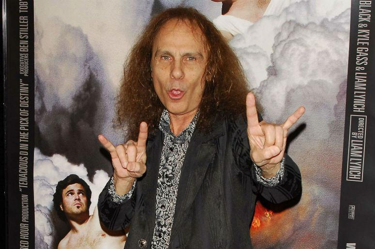 """Ronnie James Dio. """"Tenacious D: In the Pick of Destiny"""" Los Angeles Premiere held at The Grauman's Chinese Theater"""