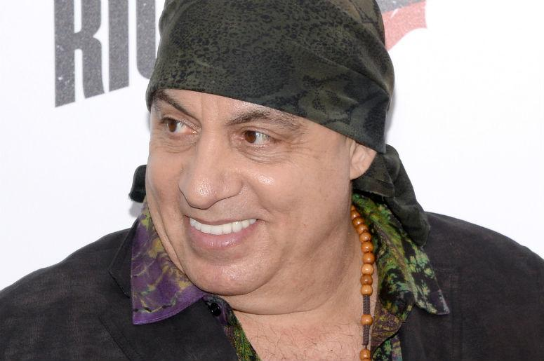 """Musician Steven Van Zandt attends the """"Ricki And The Flash"""" World Premiere at AMC Lincoln Square Theater in New York"""