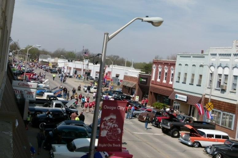Th Annual Cruisn Cookn Auto Show KEYN - Osage city ks car show