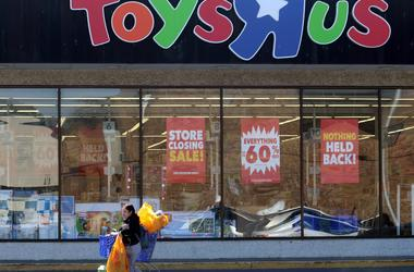 March 15, 2018; Wayne, NJ, USA; The Toys R Us store in Wayne is amongst all the corporation's stores that will be closing. Mandatory Credit: Chris Pedota/NorthJersey.com via USA TODAY NETWORK