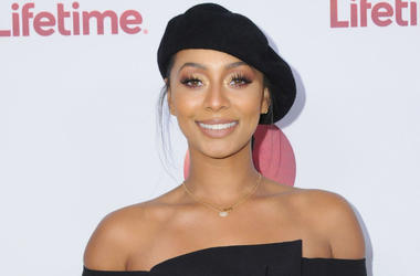 "Keri Hilson. Lifetime hosts the premiere screening of ""Love By The 10th"" held at The London West Hollywood."