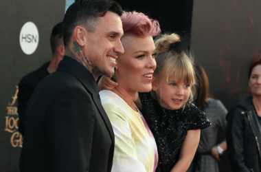 Pink's family