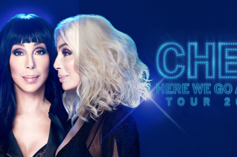 Cher THE HERE WE GO AGAIN TOUR St. Louis