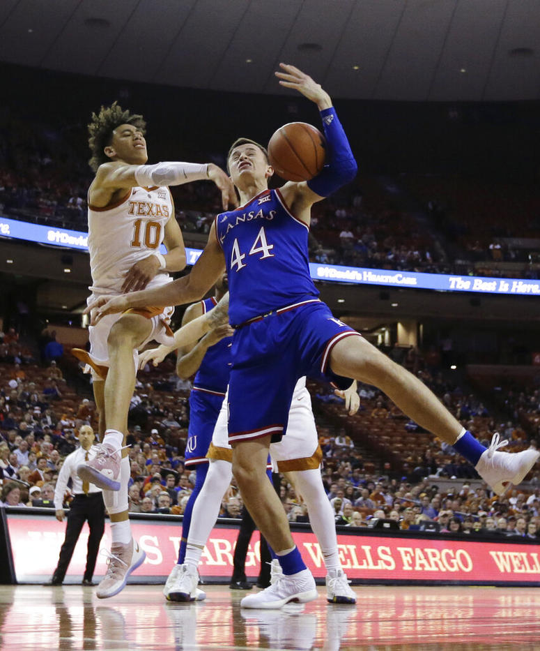 Bill Self critical of Kansas squad after loss to Texas