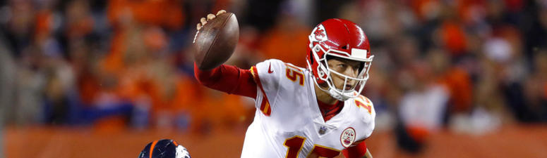 Go left: Mahomes' pass with opposite hand the talk after win