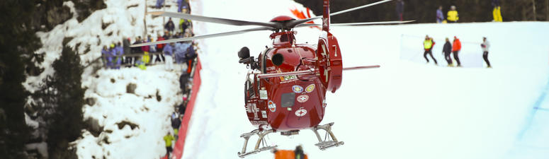 Gisin 'stable enough' to fly back to Switzerland after crash