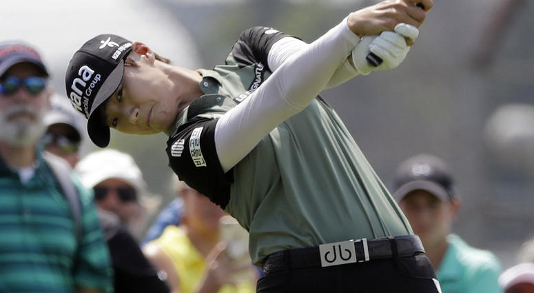 Park reclaims No. 1 world ranking with playoff win in Indy