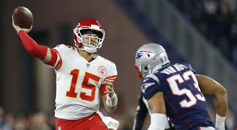 Chiefs chat with Dan Israel