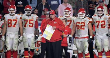 Chiefs chat with Kendall Gammon of Chiefs Radio Network