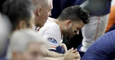 Aching Astros miss chance to repeat after ALCS defeat