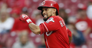 AP Source: Royals, Hamilton agree to $5.25M contract