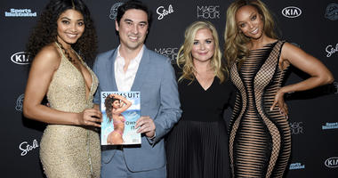 Sports Illustrated Swimsuit issue moves to May publication