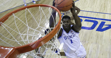 NCAA play resumes with all eyes on Zion Williamson, Duke