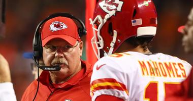 Chiefs chat with Dan Israel of the Chiefs Radio Network