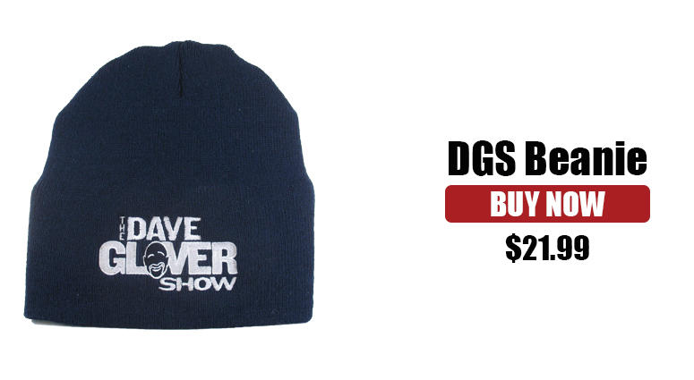 The Dave Glover Show Merchandise