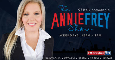 The Annie Frey Show on FM NewsTalk 97.1