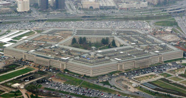 FILE - This March 27, 2008, file photo, shows the Pentagon in Washington.