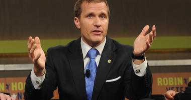 Greitens won't be charged for finance report on donor list