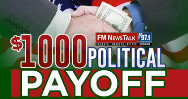 $1,000 Political Payoff!