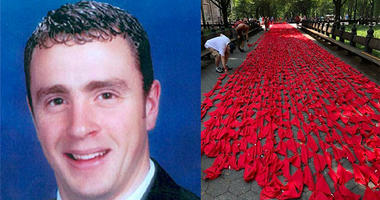 10,920 Red Bandanas and a New Record Honors Fallen 9/11 Hero