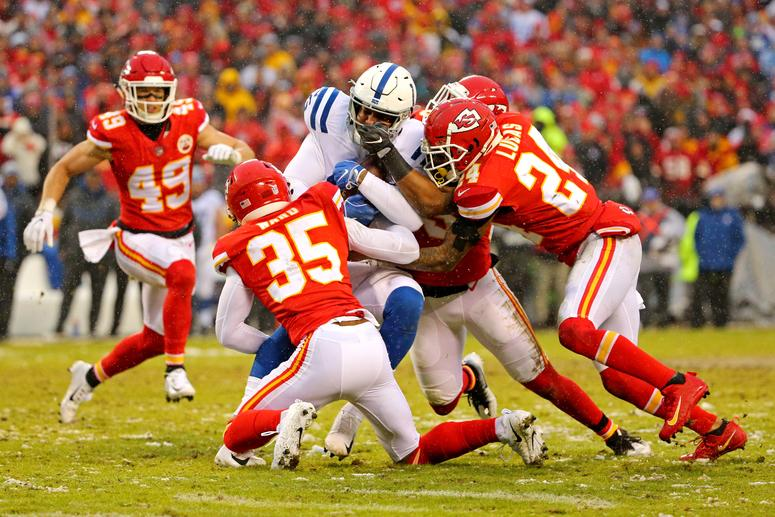 Kansas City Chiefs Injury Report: Is Eric Berry Out vs. Colts?