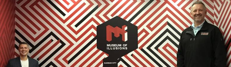 Brain-befuddling Museum of Illusions opens Friday at Union Station