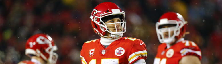 Chiefs QB Patrick Mahomes named NFL MVP and Offensive Player of the Year