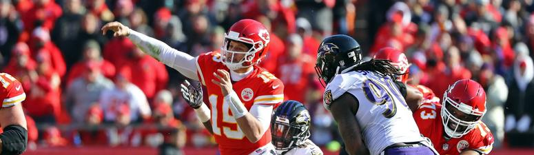 Chiefs, Chargers enter Thursday night matchup with AFC's best records
