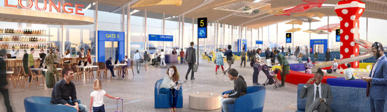 Airport Committee: No general funds will go toward KCI terminal project