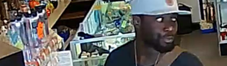 Kansas City police searching for man who stole tip jar, assaulted employee