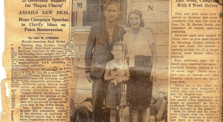 KMBZ's Moneyline host survived WWII concentration camp as a child