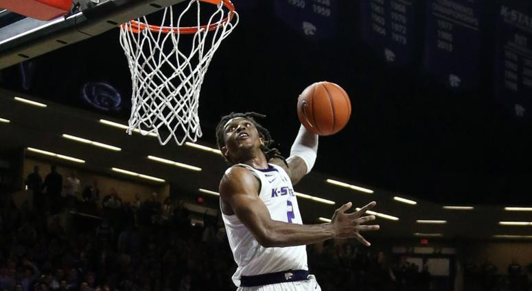 Brown, Sneed help Kansas State beat No. 13 Kansas