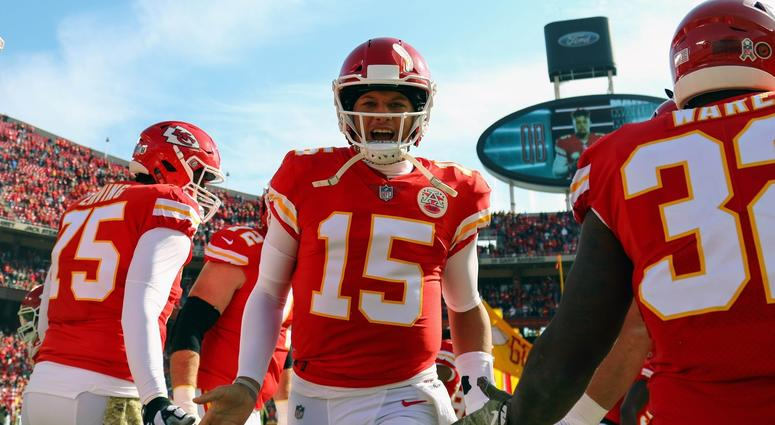 Mahomes likes ketchup on his steak and that means Kansas City might get a Whataburger