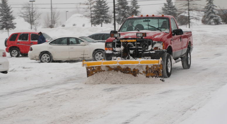 Private snow removal businesses are raking in the cash