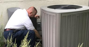Early summer in Kansas City has HVAC techs working overtime