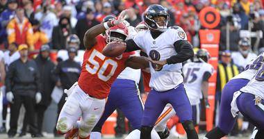 Chiefs clinch playoff spot with thrilling OT win over Ravens